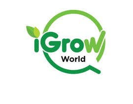 "#93 for Make Logo Variation for ""iGrow World"" by arkitx"