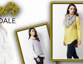 marijadj06 tarafından Design a Header for Facebook Business Page for Woman's clothing shop için no 27