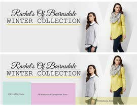 #13 for Design a Header for Facebook Business Page for Woman's clothing shop by justinebenez