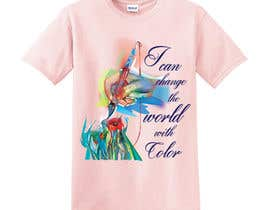 #4 for Design a T-Shirt for Coloring Books fans (Teespring, Amazon Merch) by rimachoudhury