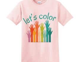 #8 untuk Design a T-Shirt for Coloring Books fans (Teespring, Amazon Merch) oleh rimachoudhury