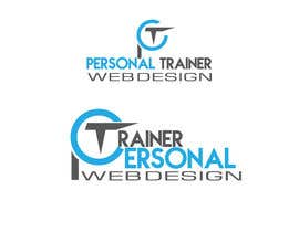 #26 สำหรับ Design a Logo For my Personal Trainer Web Design Company โดย DESIGNERpro11