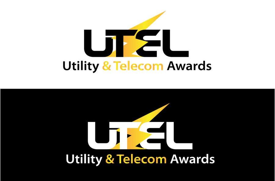 Penyertaan Peraduan #                                        11                                      untuk                                         Design a Logo for the Utility & Telecom Awards