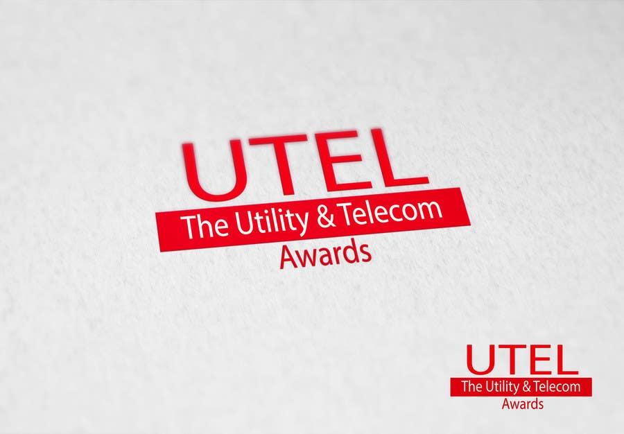 Penyertaan Peraduan #                                        37                                      untuk                                         Design a Logo for the Utility & Telecom Awards