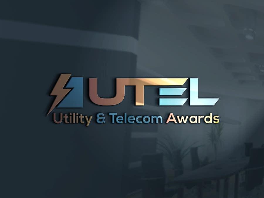 Penyertaan Peraduan #                                        24                                      untuk                                         Design a Logo for the Utility & Telecom Awards