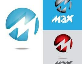 #767 para Logo Design for The name of the company is Max por Medina100