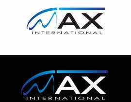 #276 untuk Logo Design for The name of the company is Max oleh smdanish2008