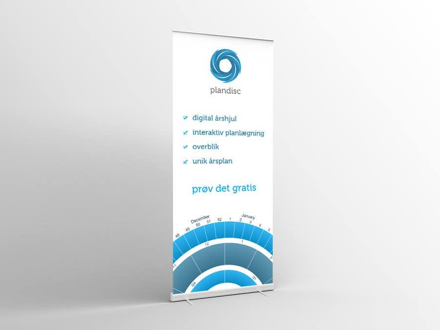 Participación en el concurso Nro.                                        8                                      para                                         Design a Roll-Up  (for use on an exhibition/fare)