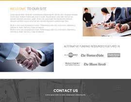 aryamaity tarafından Design a Website Mockup için no 7