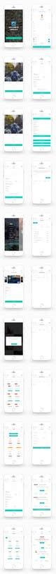 Miniatura de participación en el concurso Nro.                                                4                                              para                                                 Design an App Mockup For Android App