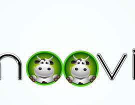 #14 for emoovies logo by Atmosk