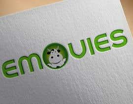 #4 for emoovies logo by vladamm
