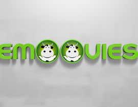 #6 for emoovies logo by vladamm
