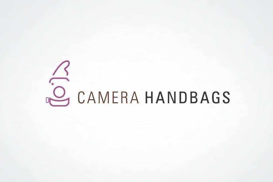 #23 for Design a Logo for Camera Handbags by sanjiban