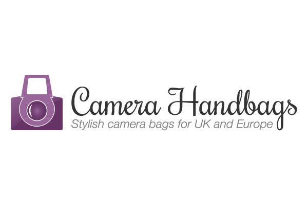 #38 for Design a Logo for Camera Handbags by razvan83