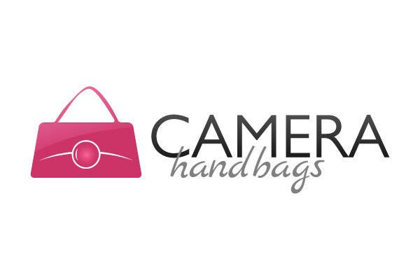 #41 for Design a Logo for Camera Handbags by razvan83