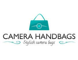 #42 for Design a Logo for Camera Handbags by razvan83