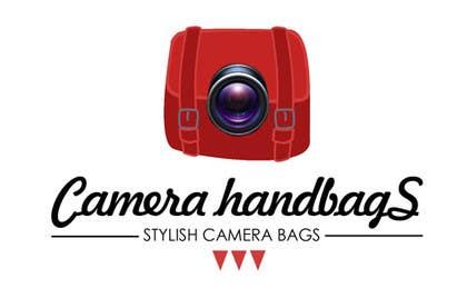 #32 for Design a Logo for Camera Handbags by holasueb