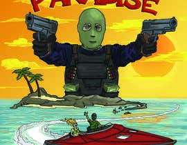 #1 para Need Title Designed for Heist to Paradise de Lorencooo