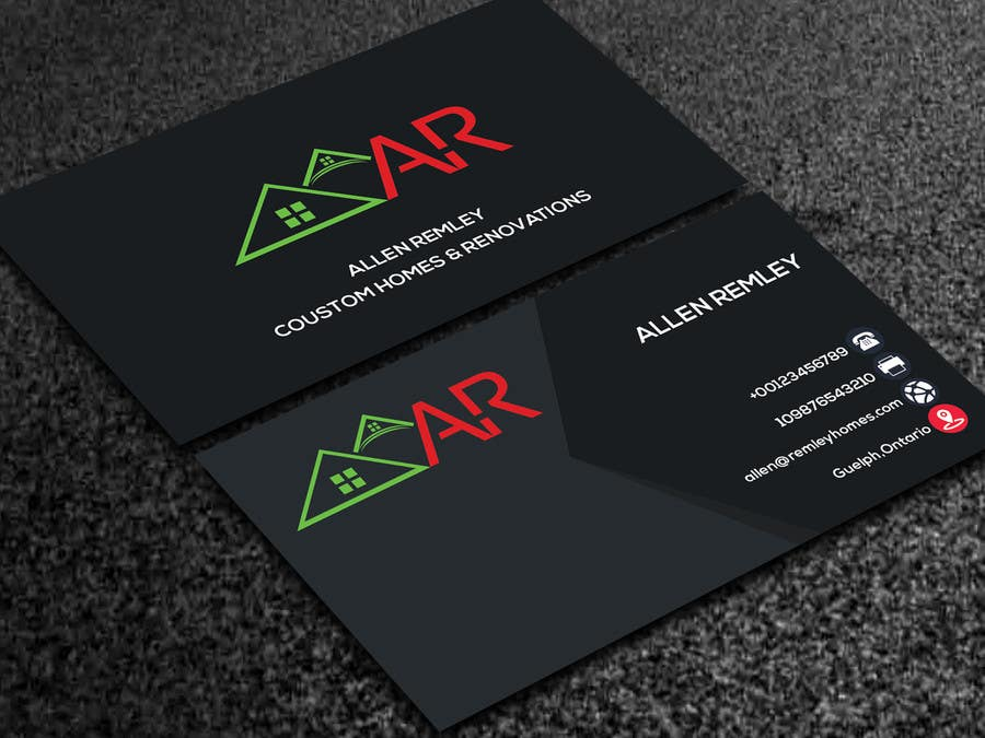 Entry 30 by lazyprince89 for design some business cards freelancer contest entry 30 for design some business cards reheart Images