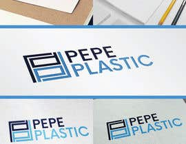 #153 for New Logo for PepePlastic by useffbdr