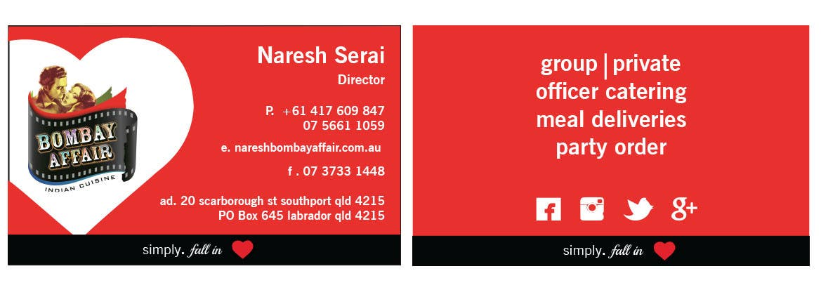 Contest Entry #                                        7                                      for                                         Design some Business Cards