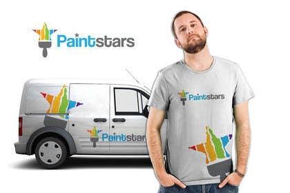 aliciavector tarafından Paintstars logo / business card layout için no 167