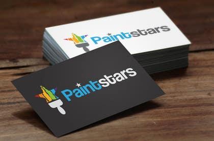 aliciavector tarafından Paintstars logo / business card layout için no 169