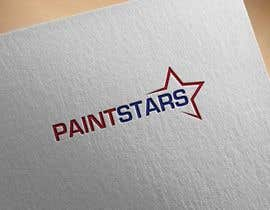 #33 for Paintstars logo / business card layout by nexteyes