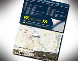 "bhoyax tarafından Create Print and Packaging Designs for Driving Directions 2 Sides 5.375"" x 8.375"" finished size için no 5"