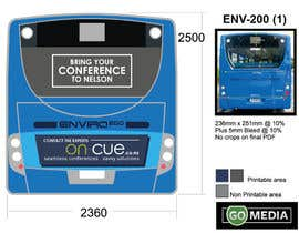 Nro 86 kilpailuun bus design käyttäjältä muhdnov
