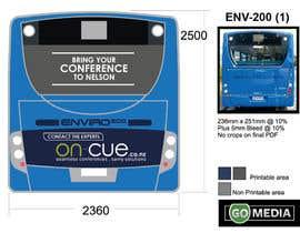 Nro 90 kilpailuun bus design käyttäjältä muhdnov