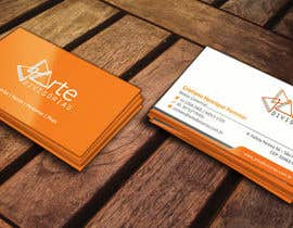 #56 for Business Card Design by ezesol
