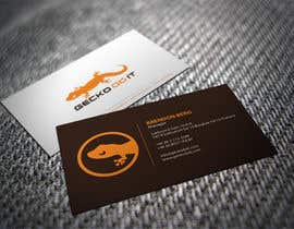 #46 for Business card by shyRosely