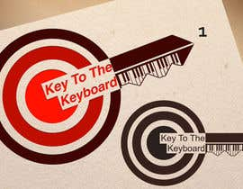 "#33 for DESIGN MY LOGO - ""KEY TO THE KEYBOARD"" - Online Piano Lessons by Slavajan"