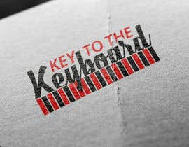 "#9 for DESIGN MY LOGO - ""KEY TO THE KEYBOARD"" - Online Piano Lessons by azstudio1"