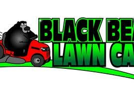 #28 for Design a Logo for Blackbear Lawncare af robertmorgan46