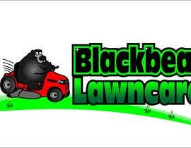 nº 32 pour Design a Logo for Blackbear Lawncare par robertmorgan46