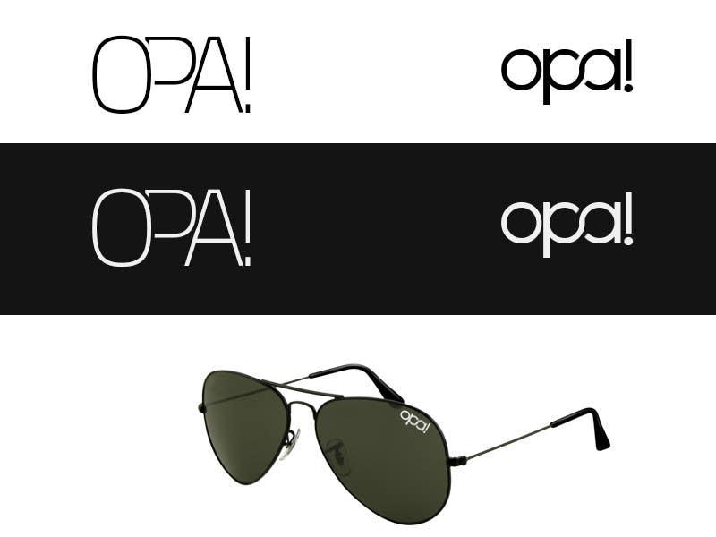 Konkurrenceindlæg #70 for Design a Logo for sunglasses brand