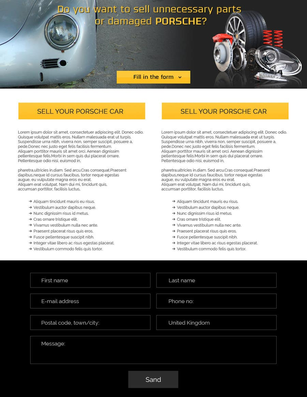 Contest Entry #                                        4                                      for                                         Design a Website Mockup