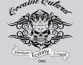 Nro 16 kilpailuun Logo for Vape E-liquid line käyttäjältä gopiranath