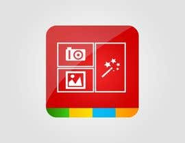 #12 para Design an icon for a collage maker app por Farzeel26