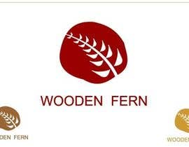 nº 151 pour Design a Logo for Wooden Fern par anjaliom