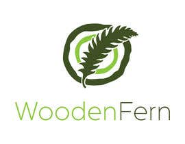 nº 128 pour Design a Logo for Wooden Fern par tommyjade