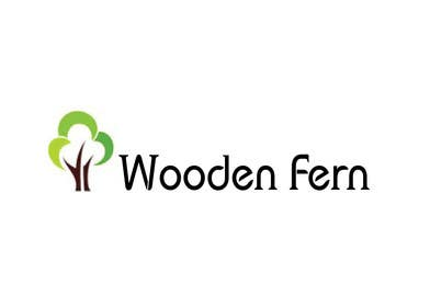 nº 146 pour Design a Logo for Wooden Fern par gpatel93