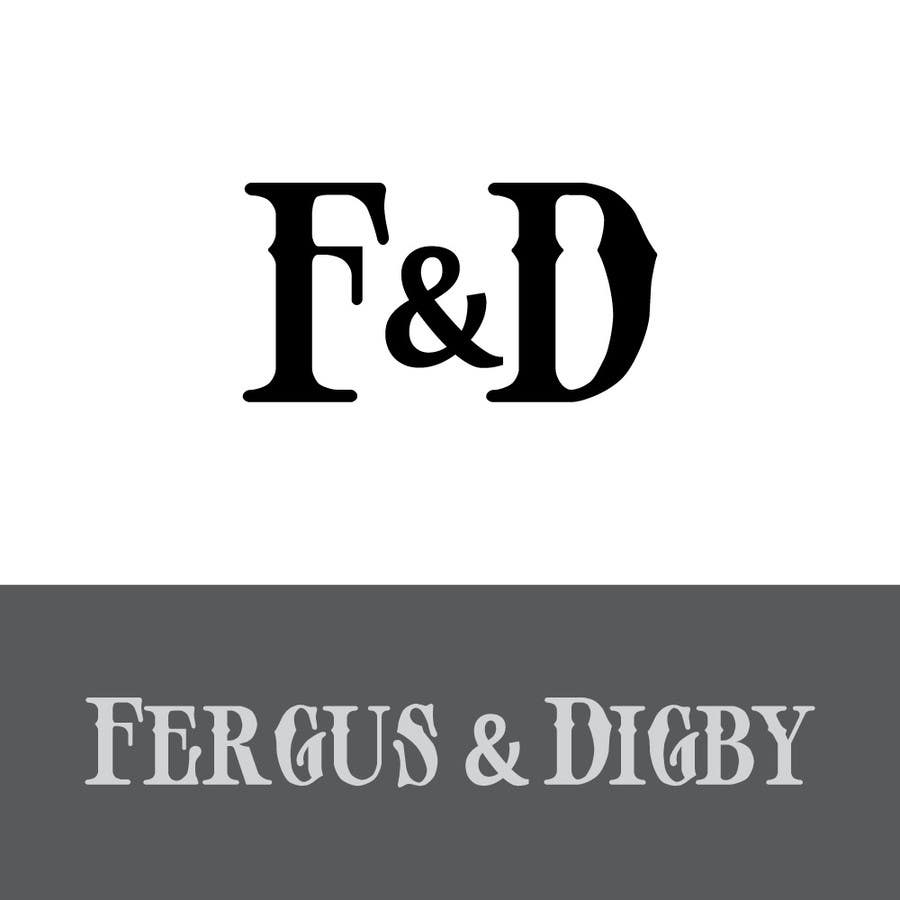 Bài tham dự cuộc thi #27 cho Design a Logo for Fergus & Digby