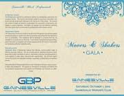 Graphic Design Inscrição do Concurso Nº5 para Gala Sponsorship