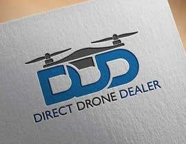 #91 for Design a logo for drone wholesale website by snakhter2