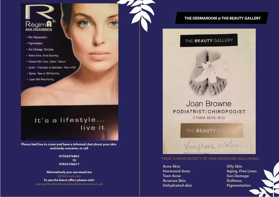 Bài tham dự cuộc thi #3 cho Design a Flyer for a Beauty Gallery