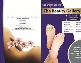 nº 23 pour Design a Flyer for a Beauty Gallery par jinupeter